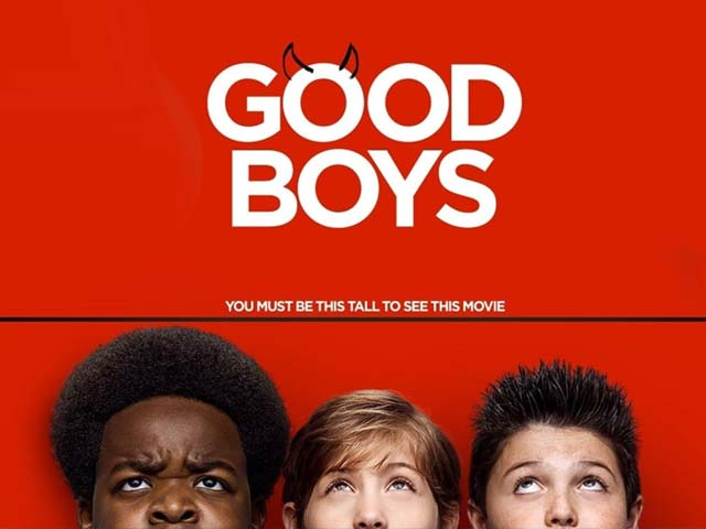 Good Boys releases on 16th August, 2019. PHOTO: EMPIRE