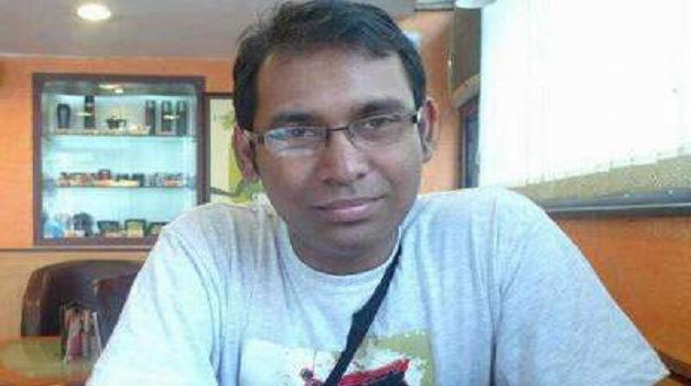 atheist blogger and architect ahmed rajib haider photo courtesy the dhaka tribune