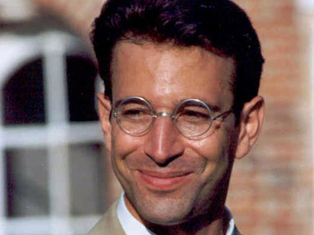 slain american journalist daniel pearl photo afp file