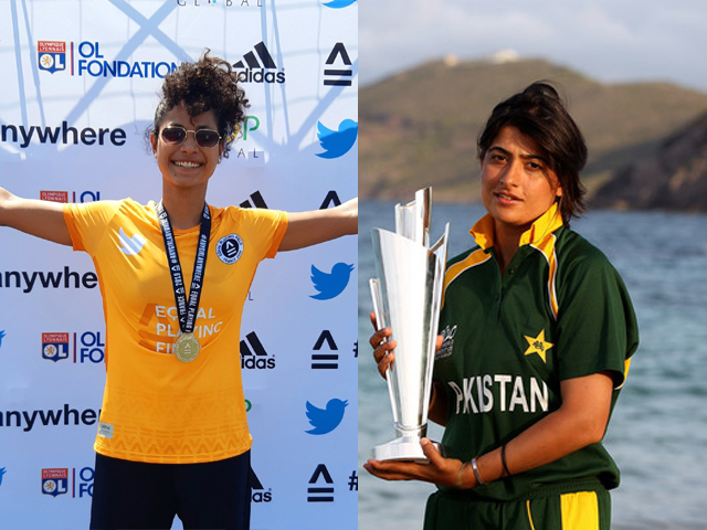 pakistan wants trophies but doesn t invest in its record breaking female athletes