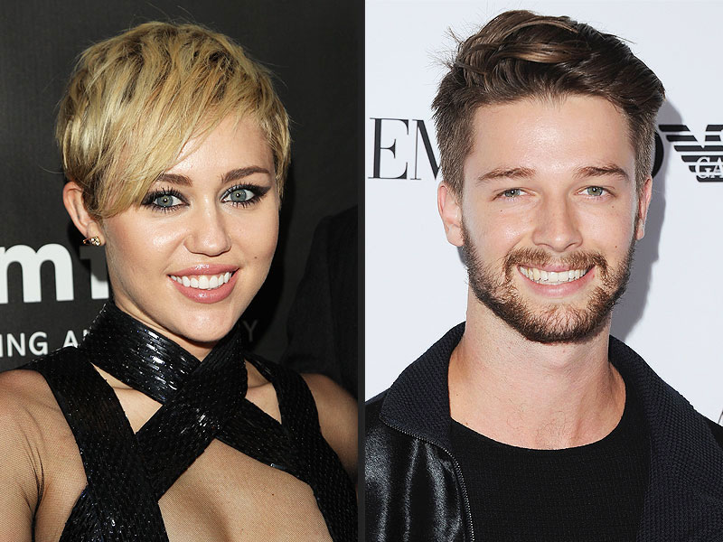 miley patrick s relationship on the rocks