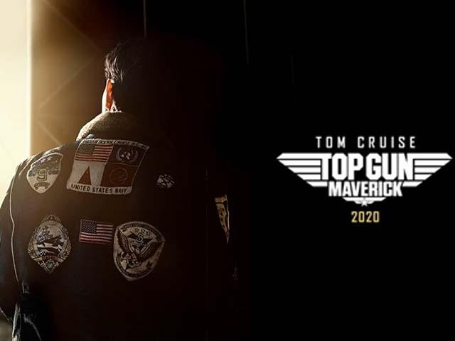 Top Gun: Maverick is set to release on June 26, 2020. PHOTO: TWITTER/ TOM CRUISE