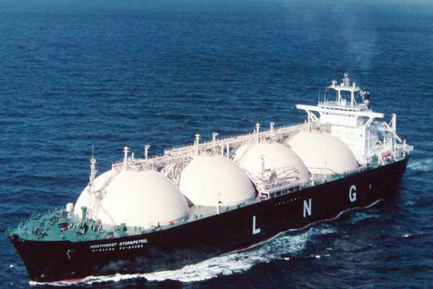 re gasified lng will be transported from the ssgc s pipeline network to the sngpl system under swap arrangements to meet the demand of consumers including the power producers photo file