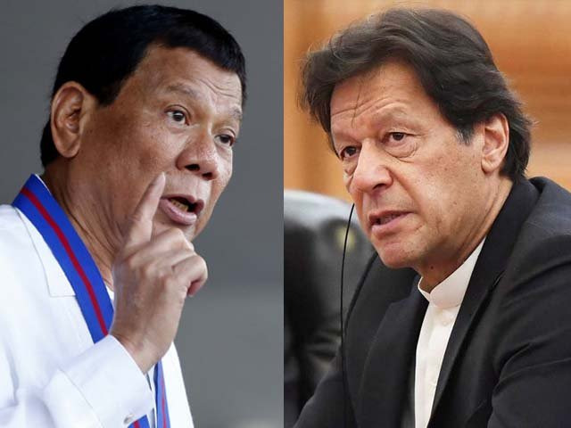 It is high time we recognise that Duterte and Imran's position has reversed long periods of neglect.