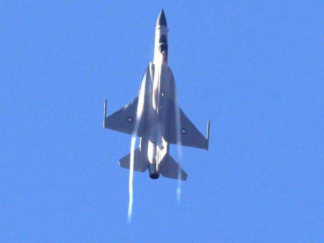 aerial strikes injure ten others targeted militants belonged to lei ttp photo app