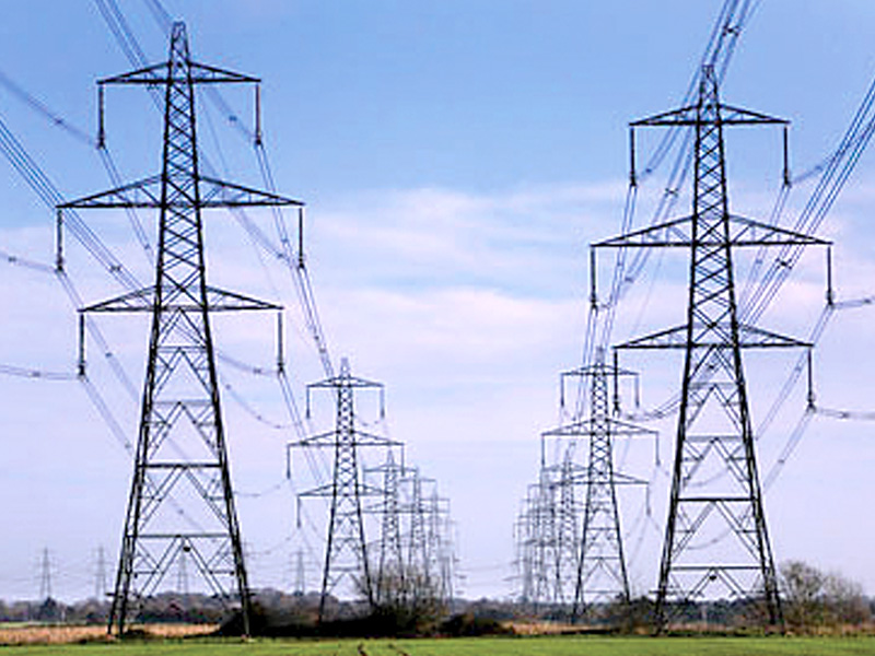 sindh wants federal guarantees for power projects k p wants new transmission lines balochistan wants electricity stock image