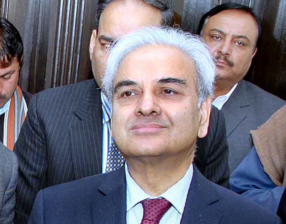chief justice nasirul mulk will head the three member comission photo app