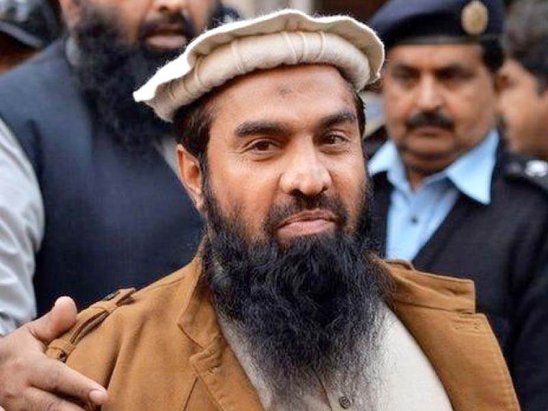 zakiur rehman lakhvi photo file