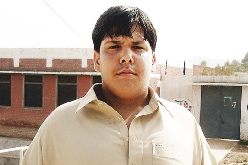 Name of the child actor playing Aitzaz's role has not been disclosed due to security concerns. PHOTOS: PUBLICITY