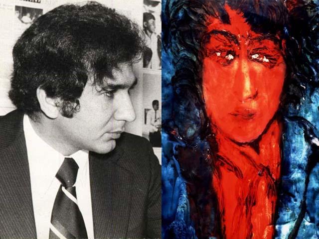 raja changez sultan the sage artist behind the canvas