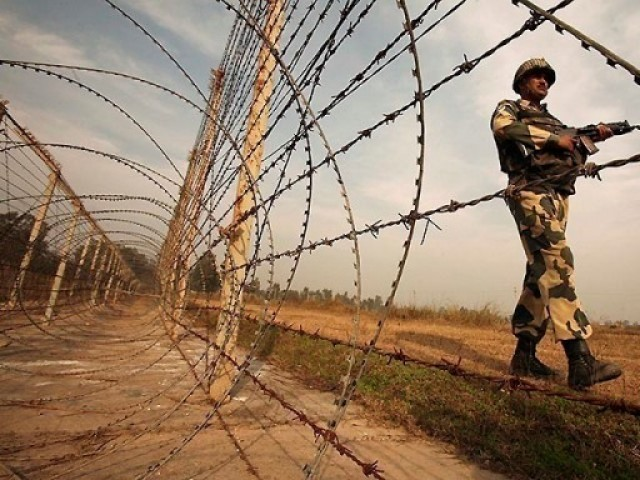 chenab rangers retaliated effectively and silenced the indian guns photo reuters