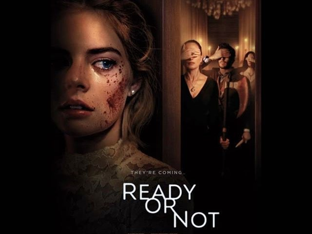 Ready Or Not uses the three most integral elements of violence, humour and location really well. PHOTO: IMDb
