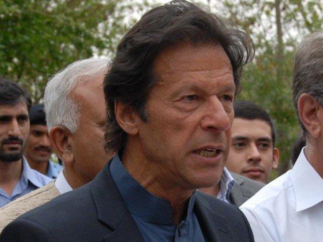Imran Khan. PHOTO: INP