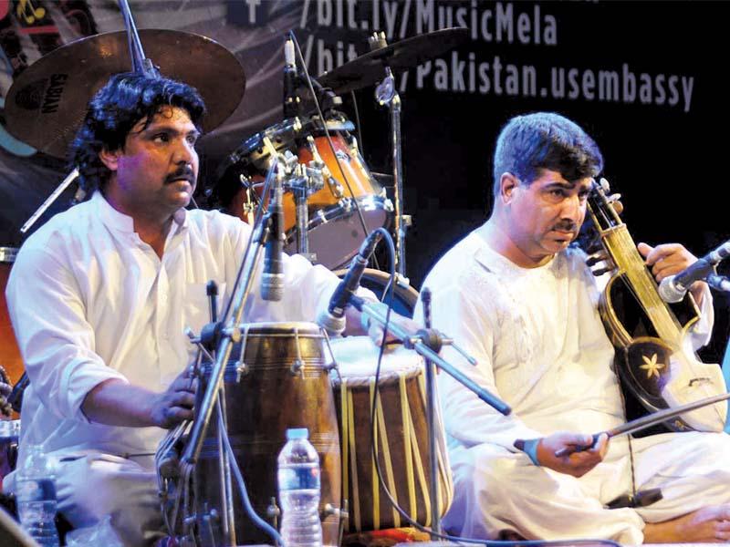 promoting arts music festival celebrates local international tunes