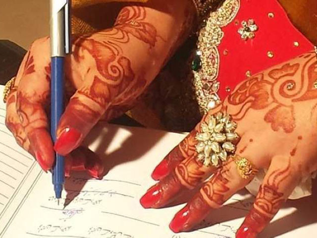 widowed divorced unmarried taking cue from bangladesh s amended marriage laws
