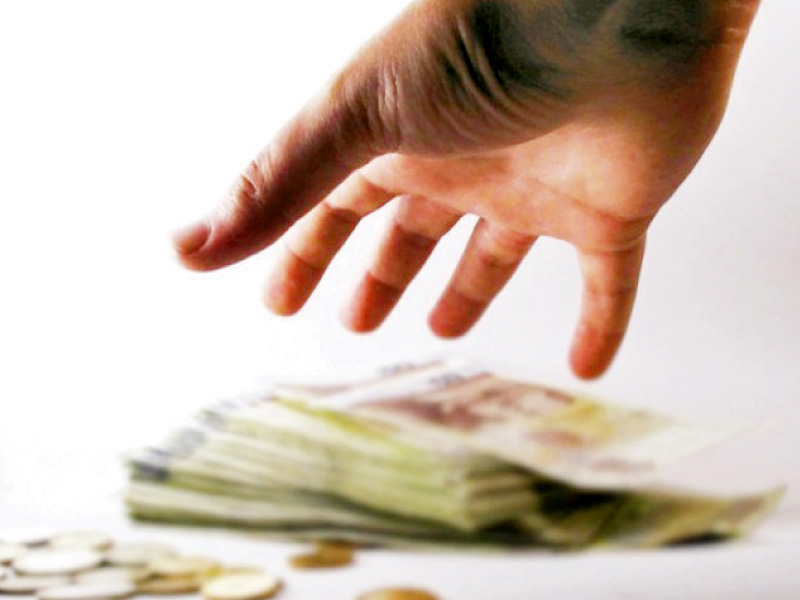 nab calls for making customs more transparent and corruption free stock image
