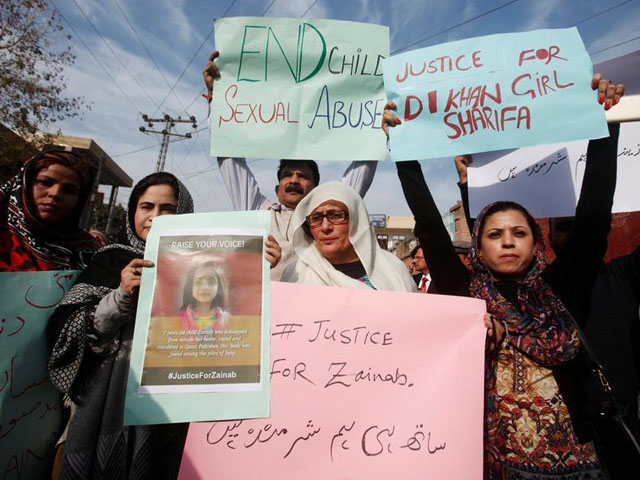a rape for a rape another child another case in kasur s long list of injustices