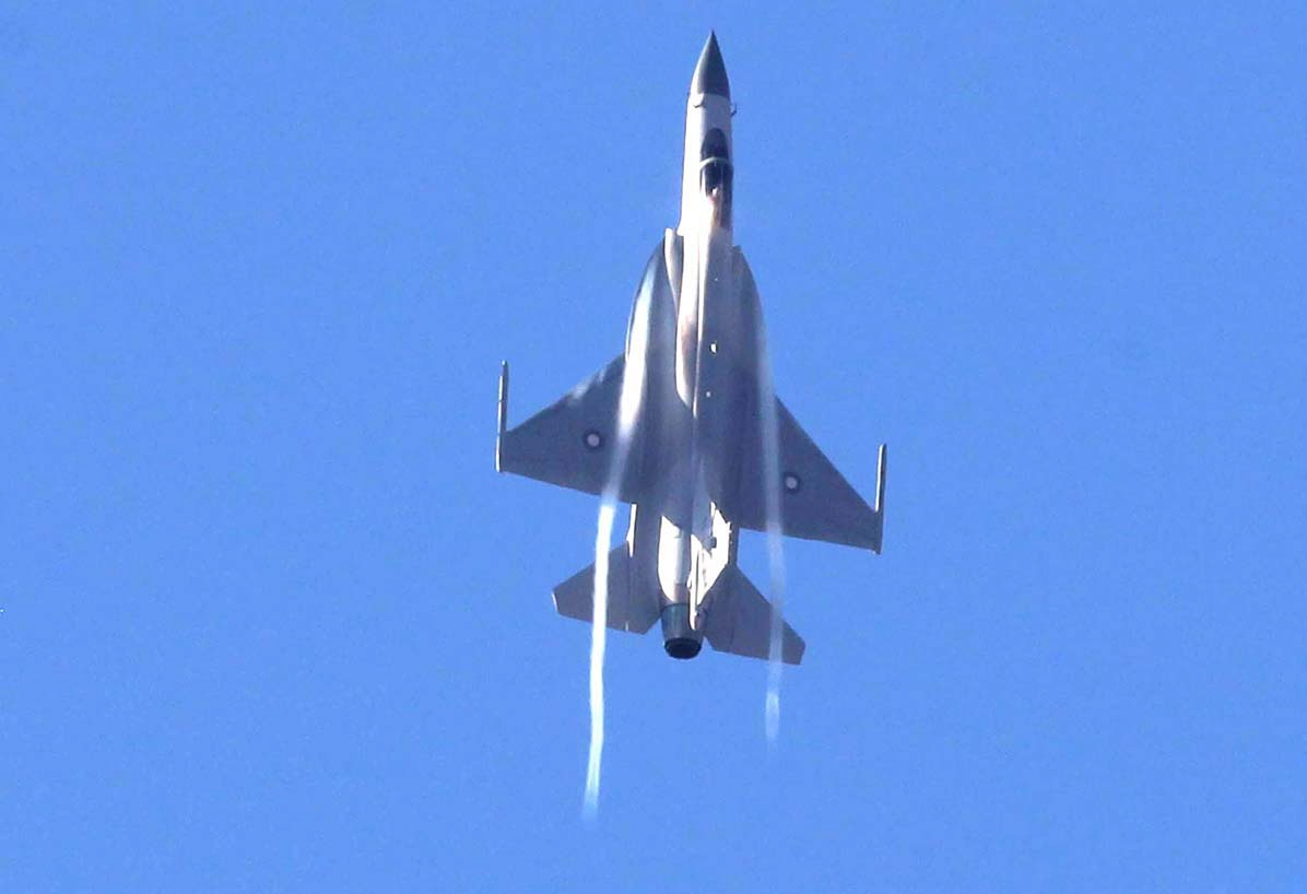 file photo of a pakistan air force jf 17 thunder photo app
