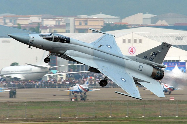 as a symbol of friendship pakistan will receive a total of 110 jf 17 thunder aircrafts from china photo afp