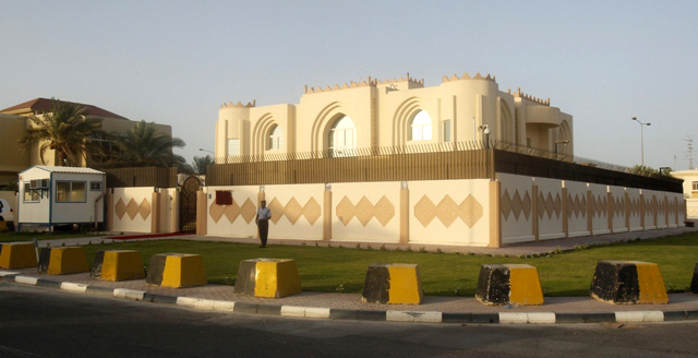 a general view of the taliban afghanistan political office in doha june 18 2013 photo reuters