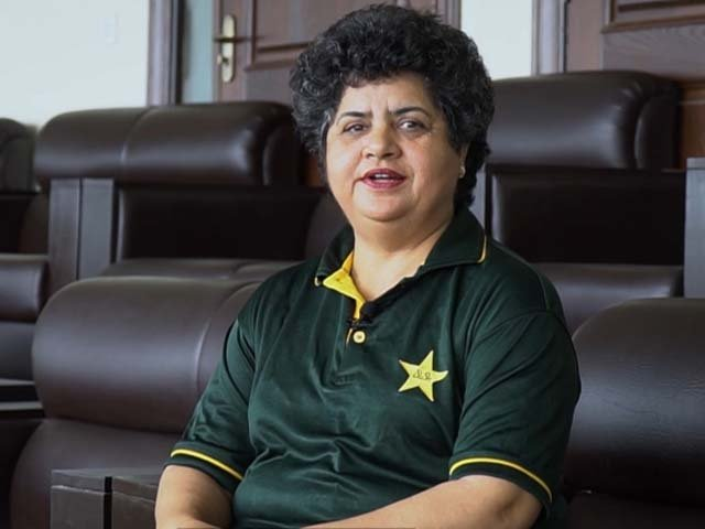 Farah has been umpiring since 2005, officiating more than 170 men and women matches in Pakistan since then, and we are hearing about her just now. PHOTO: PCB