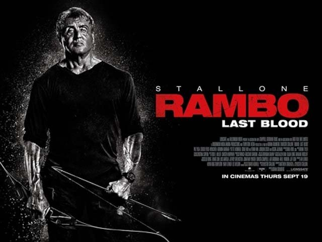 Over the course of the next three films, Rambo's spirit was taken over by stereotypical Hollywood.PHOTO: IMDB