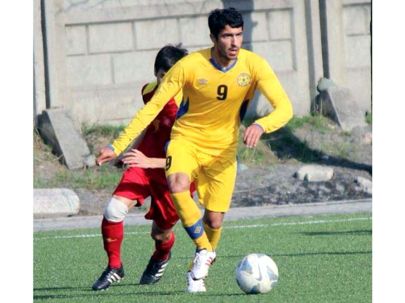 kaleemullah was declared the best player of the year in kyrgyzstan photo courtesy kaleemullah