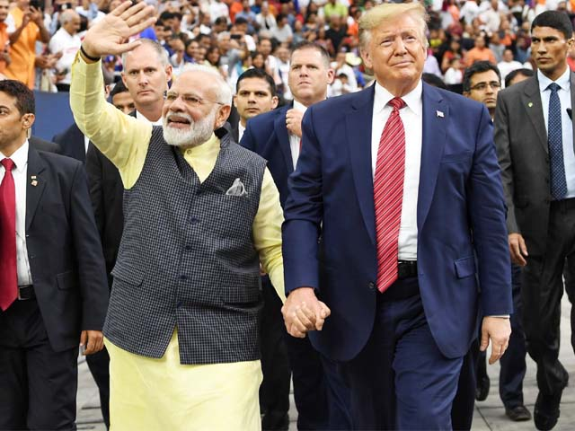 where does imran stand in the trump modi bromance