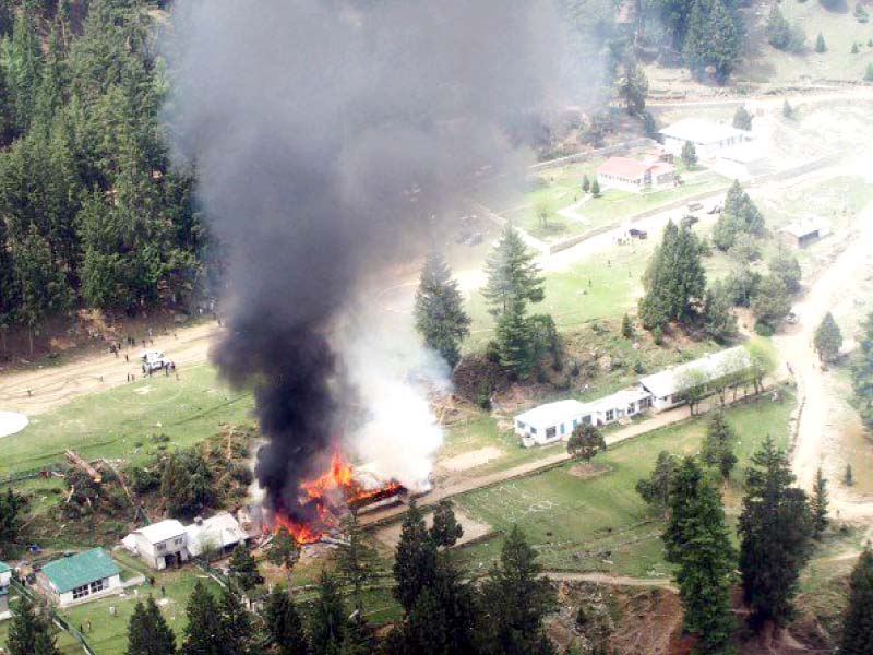 technical glitch chopper crash kills two envoys five others