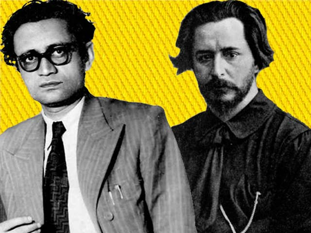 Manto achieved literary immortality after his death, while, Andreyev fell into obscurity during the Soviet period.