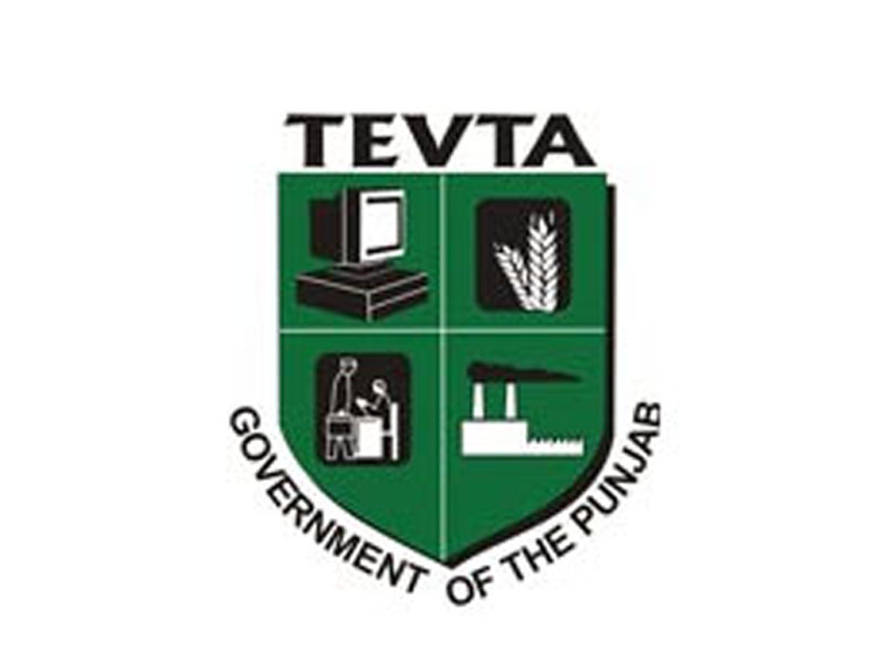 Shaikh said the TEVTA was providing the youth technical and vocational education and training according to requirements of the industry.  PHOTO: APP