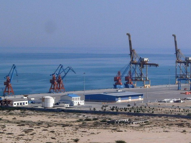 just as india wants to build up chabhar to open up new trade routes china wants to build up gwadar to open up trade routes and economic exchanges through pakistan and northward back to china photo afp