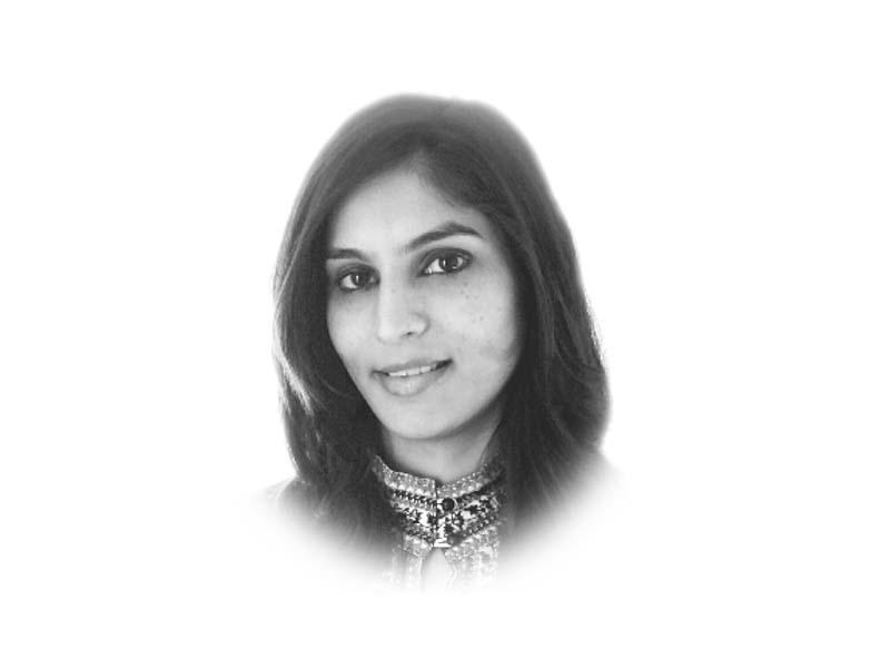 The writer is a freelance writer based in Islamabad. She blogs at www.aishasarwari.wordpress.com. She can be followed on Twitter @AishaFsarwari