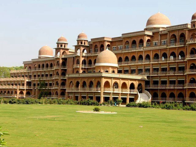 UNIVERSITY OF PESHAWAR. PHOTO FACEBOOK
