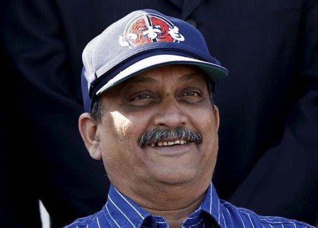 india defence minister manohar parrikar photo reuters