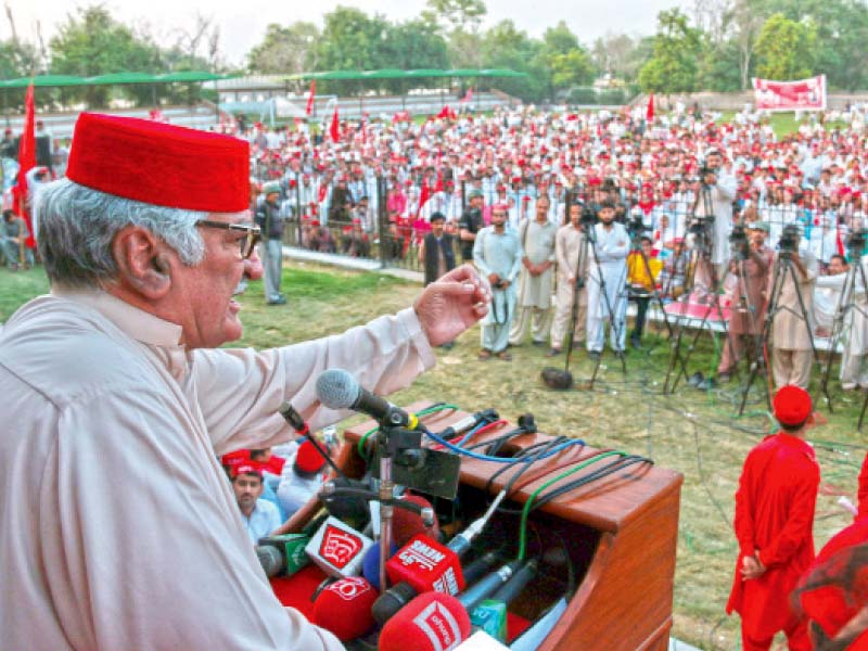need of the hour asfandyar urges anp workers to encourage women voters