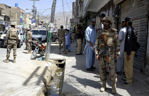 on may 25 the hazara community was targeted in three separate incidents in quetta that left four people dead photo afp