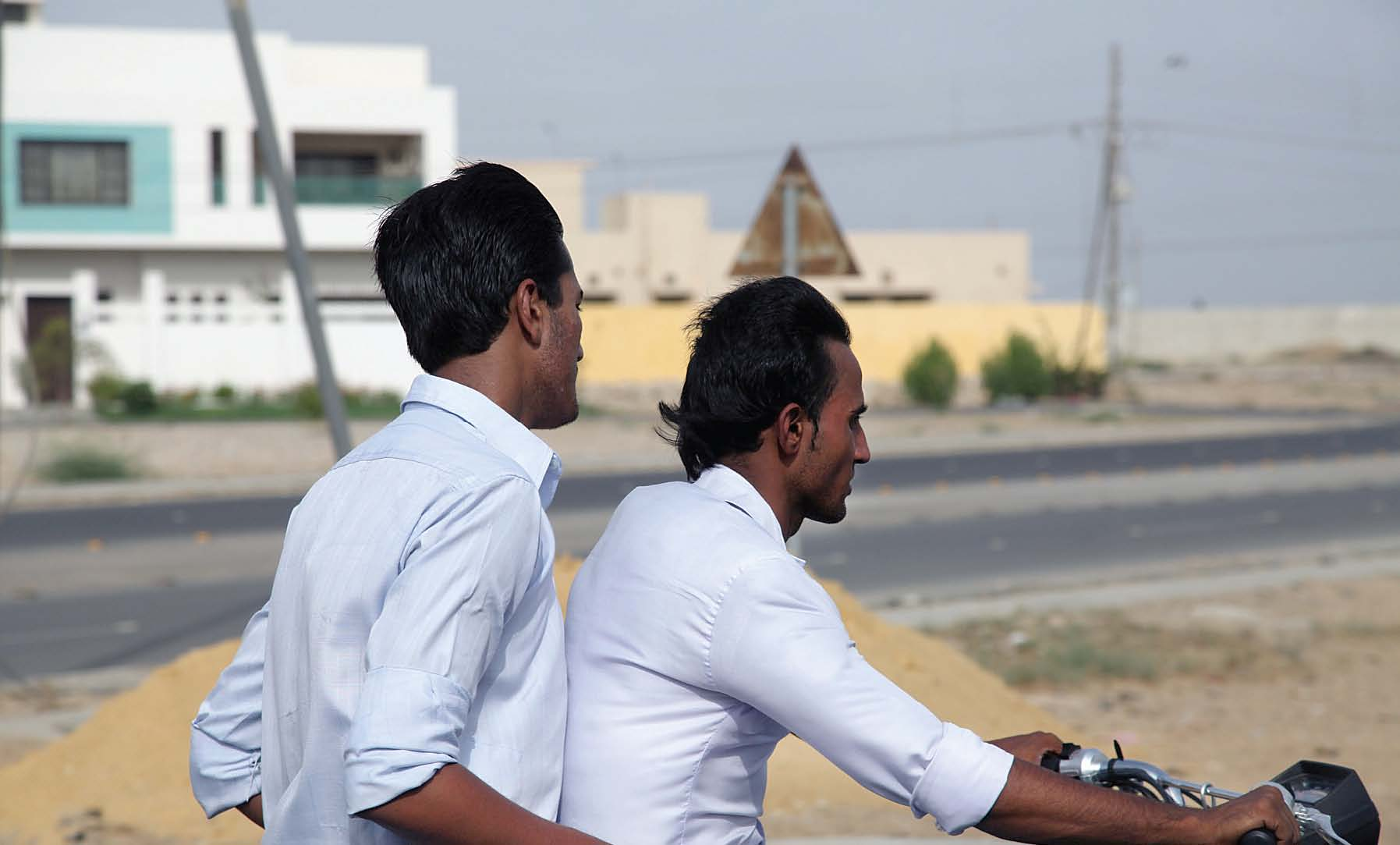 pillion riding banned in karachi in wake of maulana adil s assassination