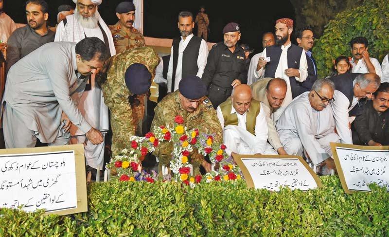 mastung massacre shutter down strike in quetta