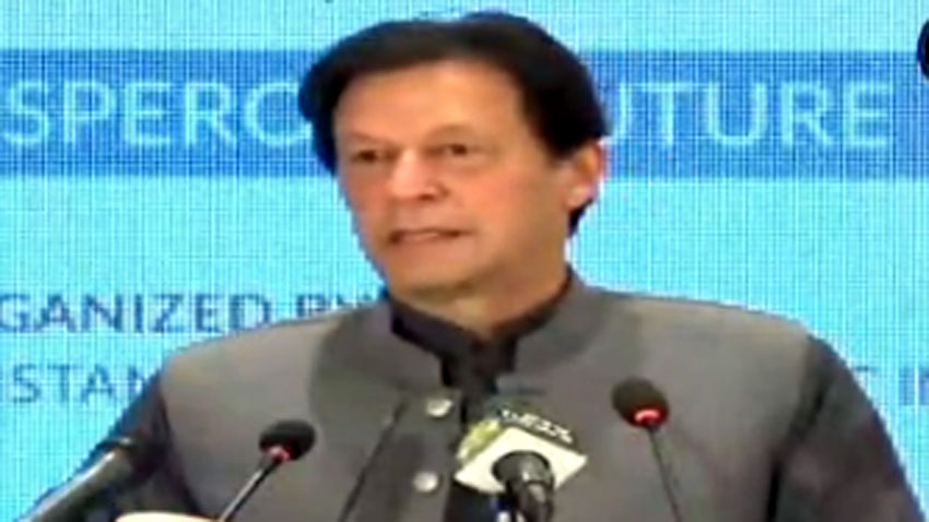 India may use Afghan soil to destabilise Pakistan, warns PM