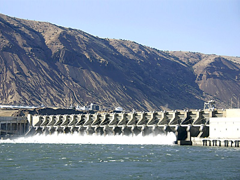 dams deemed essential to meet water needs stock image