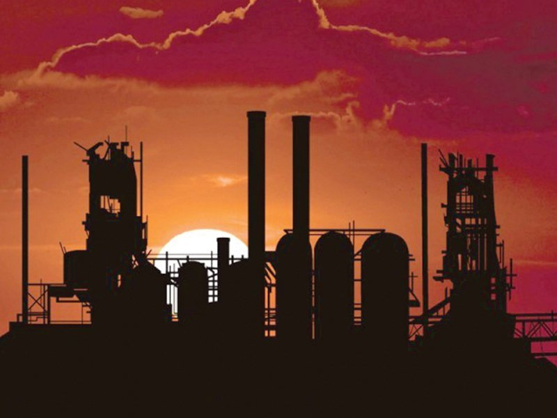industrial sector misses target by a mile grows 3 62