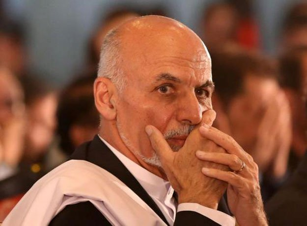 president ghani reportedly asks pm sharif to arrest taliban leaders in pakistan photo reuters