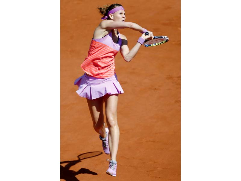 safarova s challenges include the fact that only two players outside the top 10 have won the french open photo afp