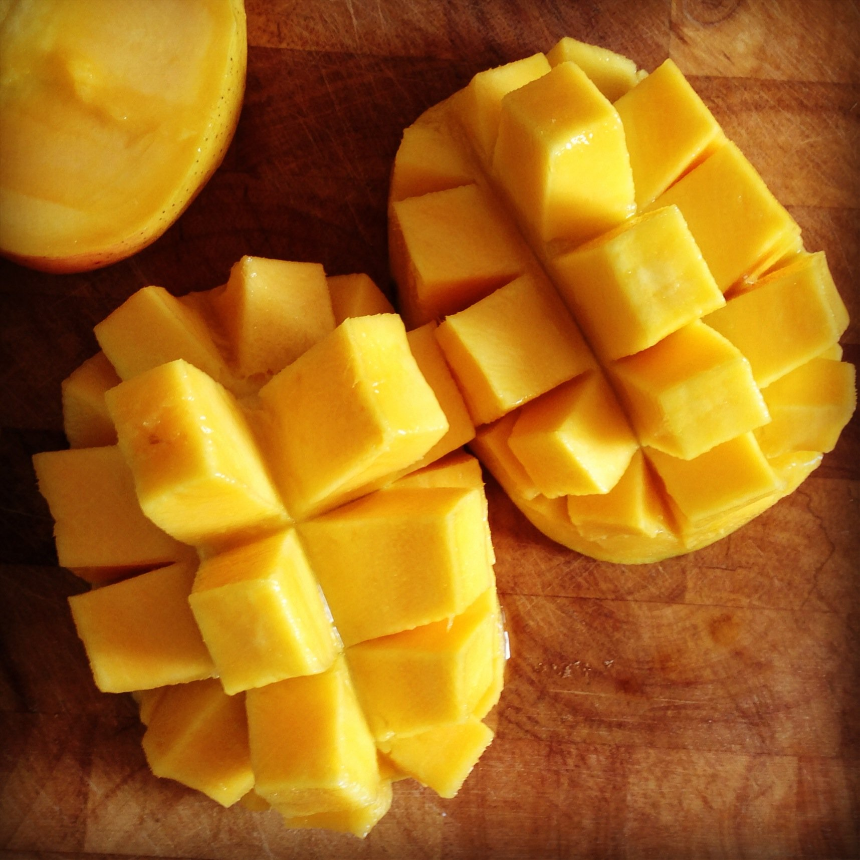apart from being sweet and juicy mangoes offer a number of health benefits photo mylovelylittlelunchbox