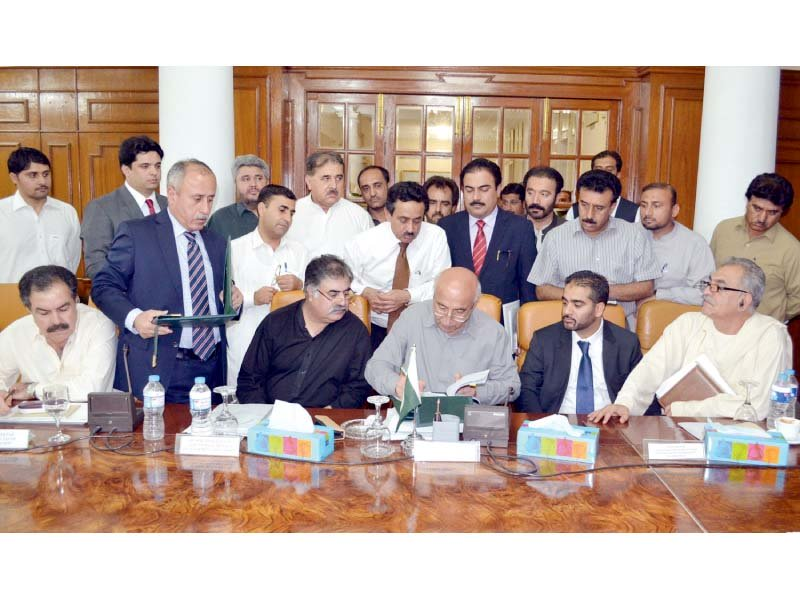 balochistan budget focuses on energy
