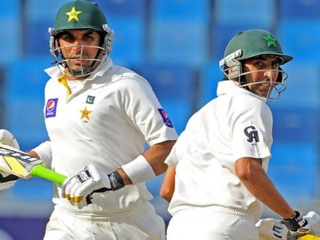 younus will become only the fifth pakistani to play 100 or more tests photo file afp