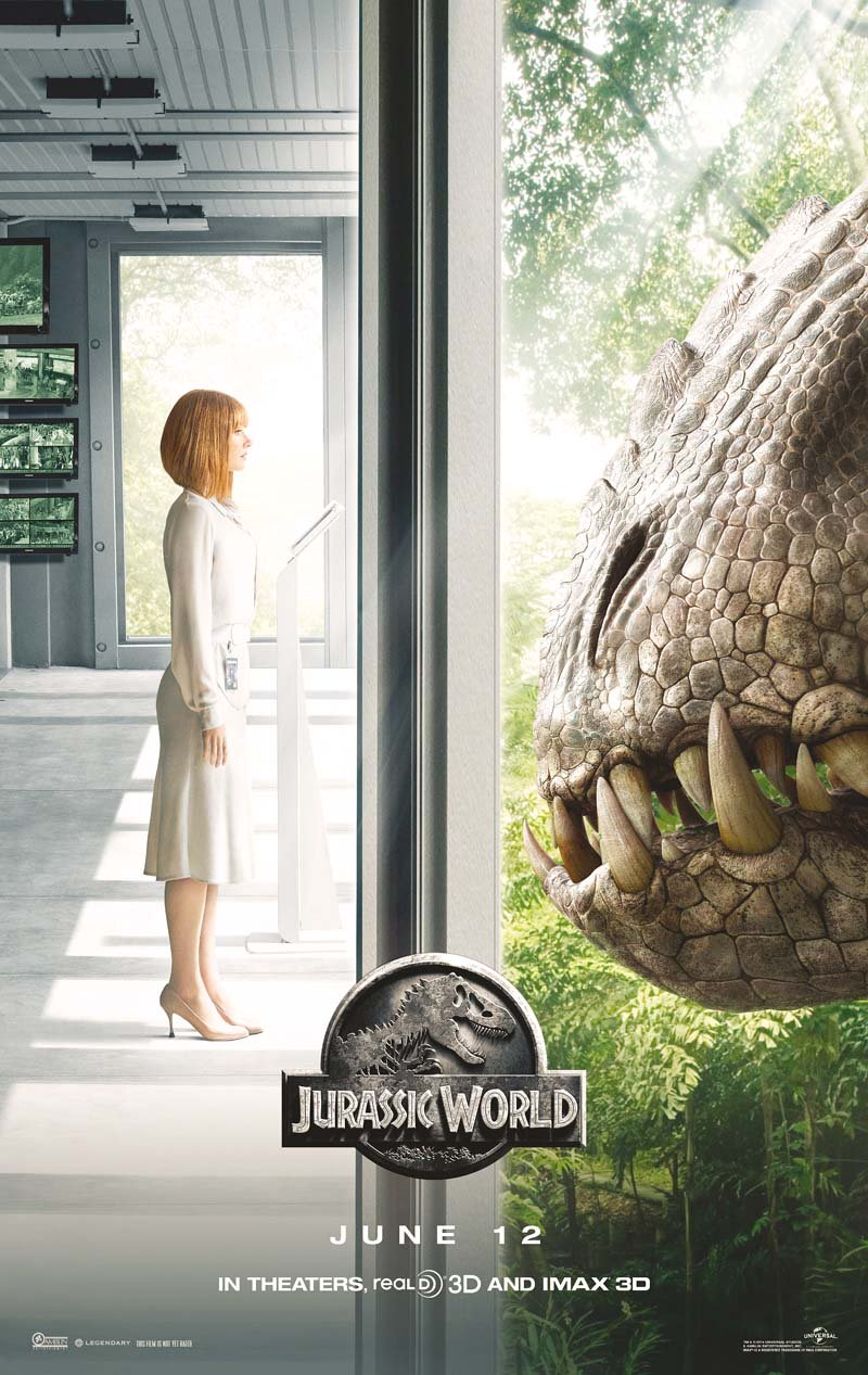 jurassic world rakes in more crowds and cash than the original film with a perfect blend of unadulterated entertainment and nostalgia