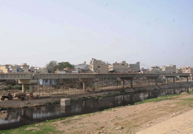 leh expressway sewage plant on chopping block