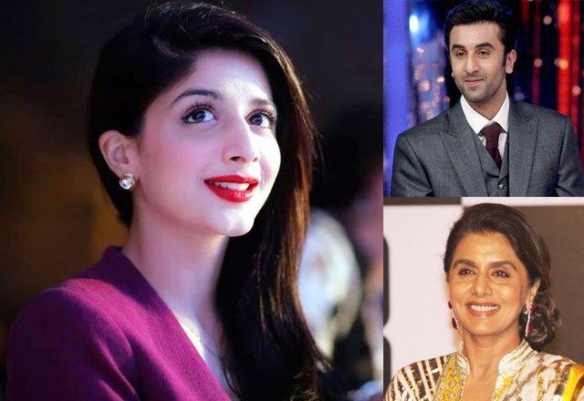 after ranbir his mom neetu showers praise on the pakistani starlet
